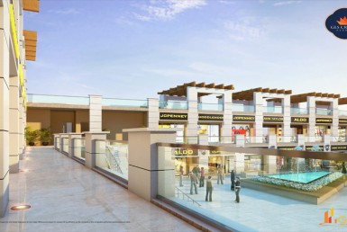 GLS Crown Avenue Affordable Shops Sector 92 Gurgaon