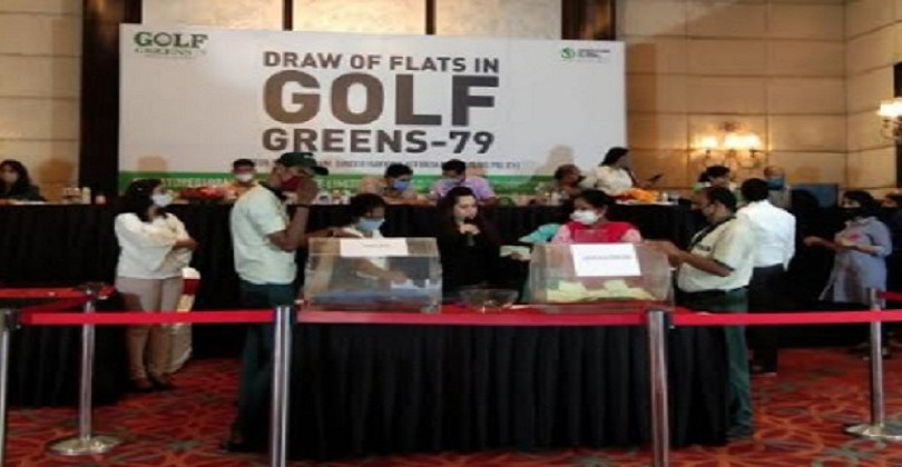 Signature Global conducts E-draw of Golf Greens 79 and Orchard Avenue 2